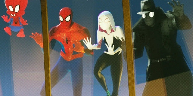 Spider-Man: Into the Spider-Verse Stars Reunite for New Apple+ Series