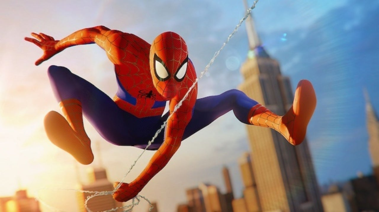 Amazing Spider-Man PS4 Suit Takes Two Fan-Favorite Suits And Combines Them
