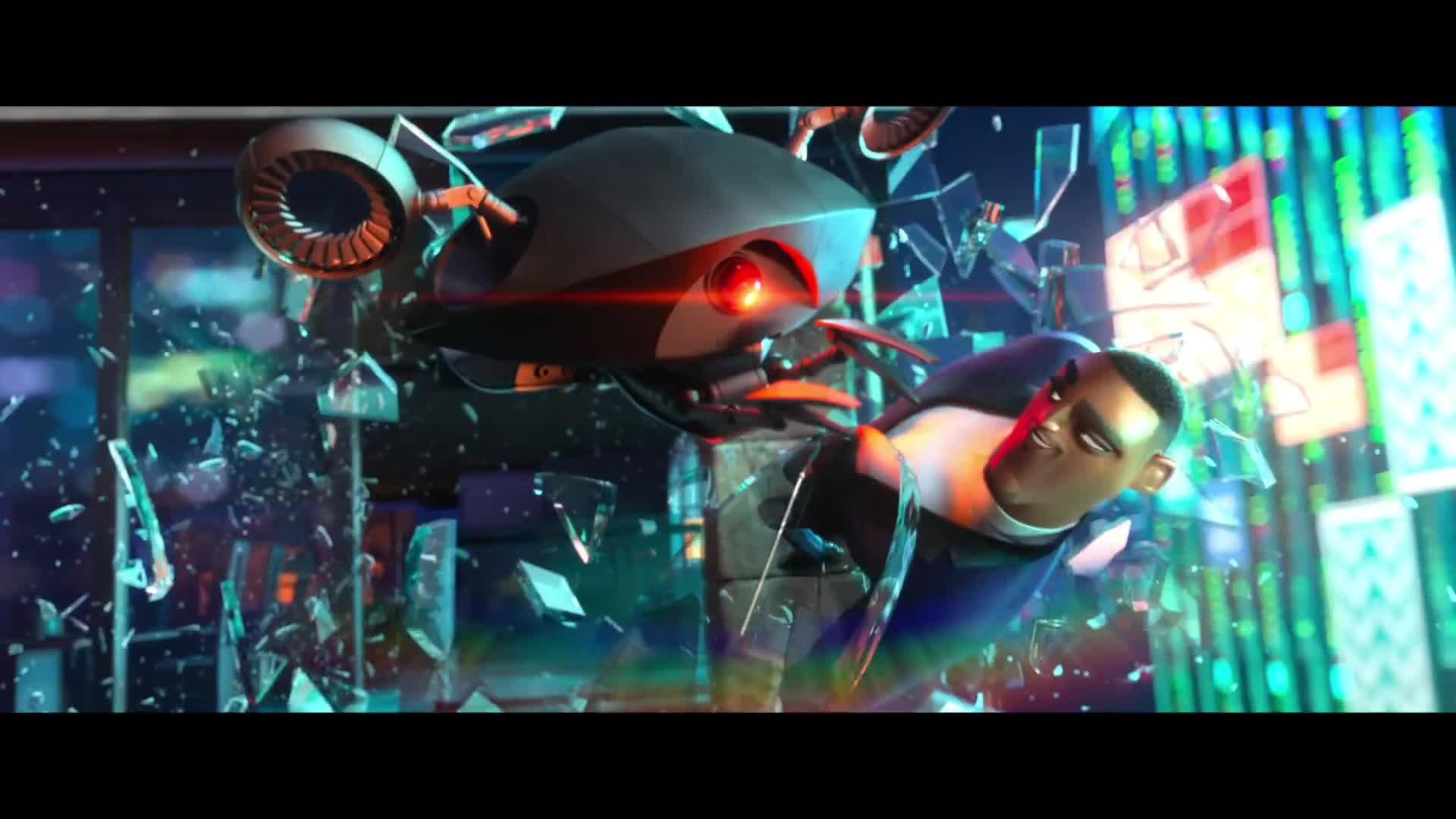 Spies in Disguise - Official Trailer #3 [HD] screen capture