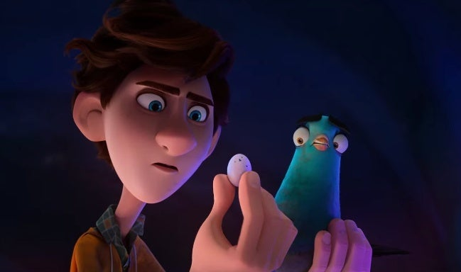 spies in disguise trailer tom holland will smith