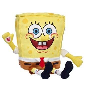 SpongeBob-SquarePants-Build-A-Bear-Workshop