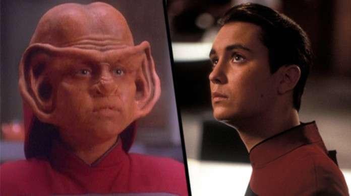 Star Trek Cadets Nog Wesley Crusher