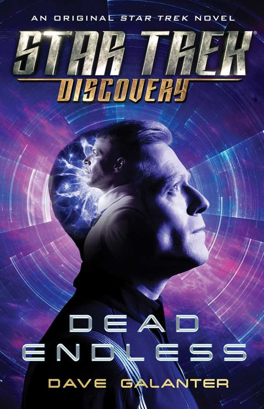 Star Trek Discovery Dead Endless Cover