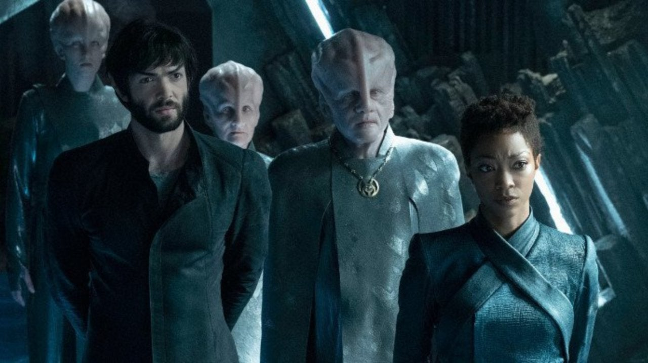 Star Trek: Discovery Wins Its First Emmy Award
