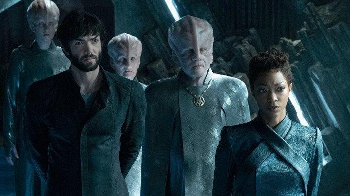 Star Trek Discovery Emmy If Memory Serves
