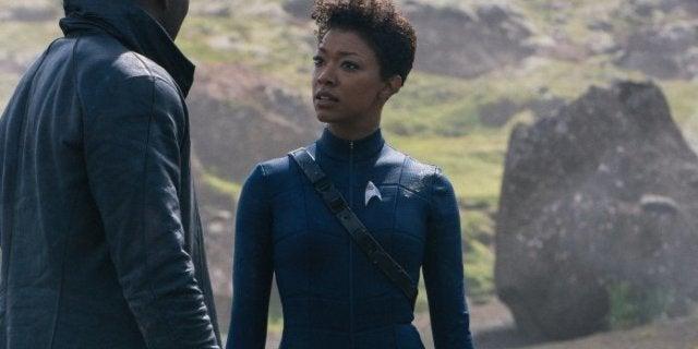 Star Trek: Discovery Showrunner Signals Season 3 Wrap