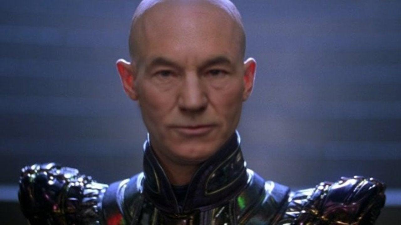 Star Trek: Nemesis Deepfake Recasts Patrick Stewart as Picard's Clone Shinzon