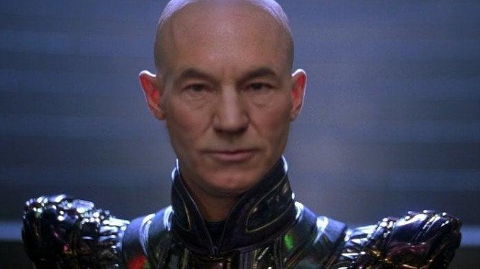 Star Trek Nemesis Shinzhon Picard Patrick Stewart