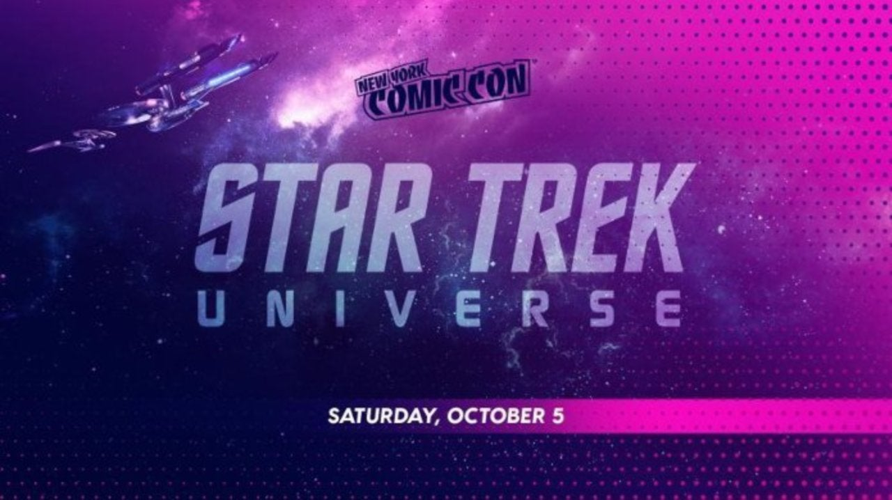 Star Trek: Picard, Star Trek: Discovery Headed to New York Comic Con