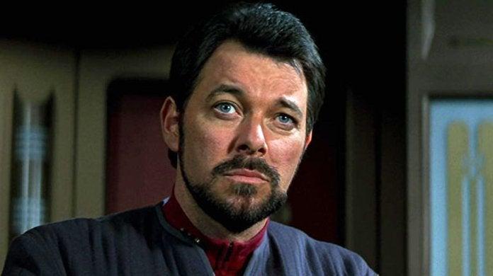 Star Trek Picard Riker Jonathan Frakes