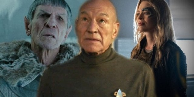 How Star Trek: Picard Ties Three Star Trek Series Together
