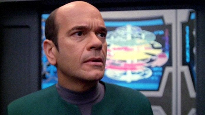 Star Trek Voyager Doctor Robert Picardo
