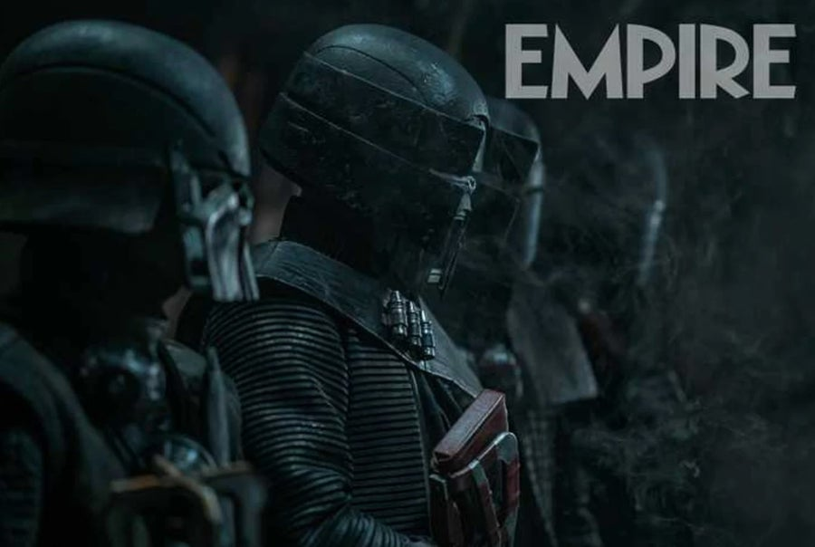 Star Wars 9 Rise Skywalker Knights Ren Image