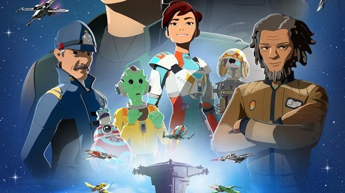 star wars resistance season 2 poster