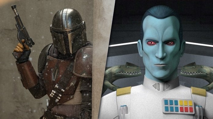 star wars the mandalorian grand admiral thrawn