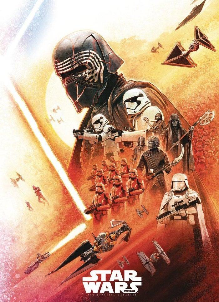 star wars the rise of skywalker insider cover