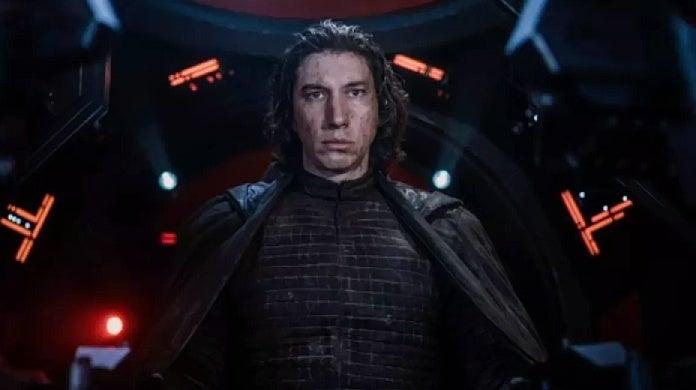 star wars the rise of skywalker kylo ren tie