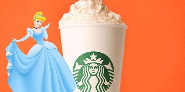 "Starbucks ""Secret Menu"" Cinderella Latte Goes Viral"