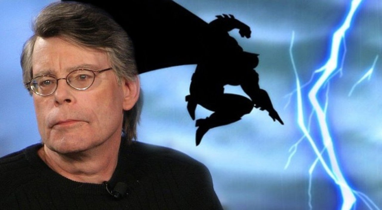 Stephen King Praised Frank Miller for Saving Batman Over 30 Years Ago