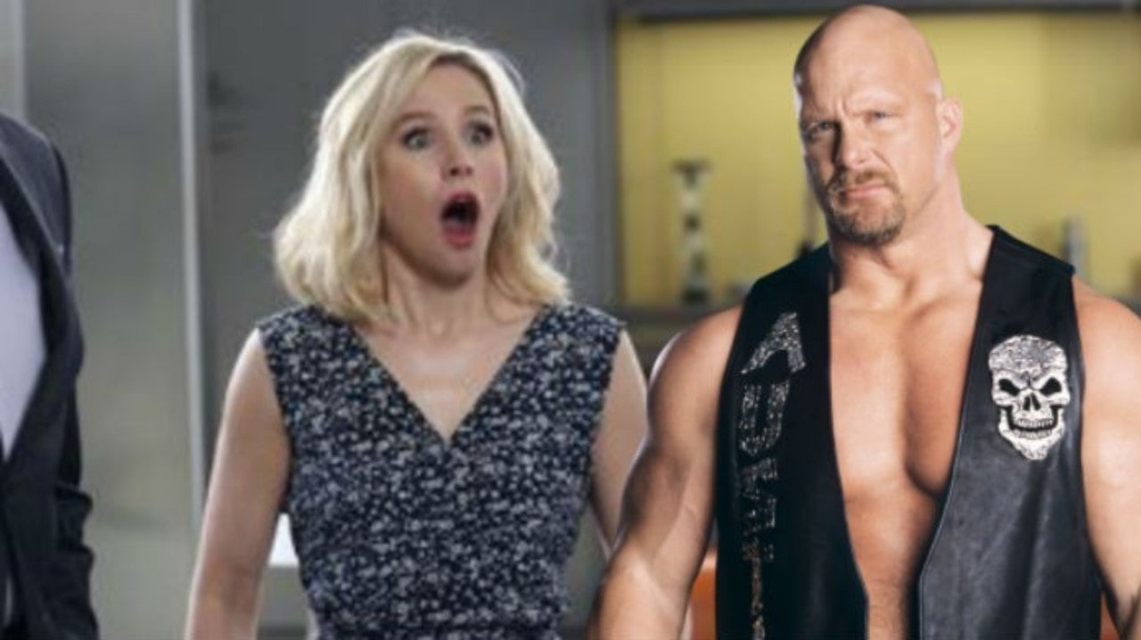 Watch Stone Cold Steve Austin Responds To Kristen Bell About The