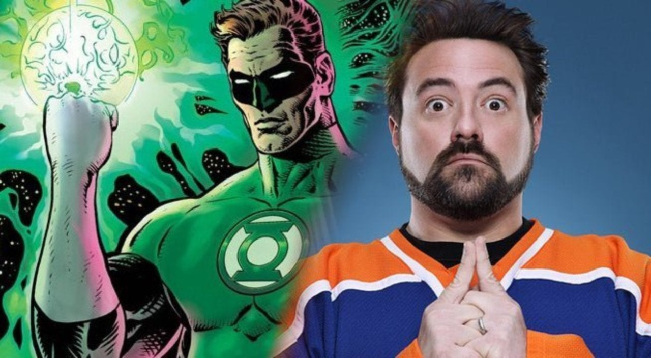 Kevin Smith Hints Nathan Fillion Could Possibly Be Playing Green Lantern In The Suicide Squad