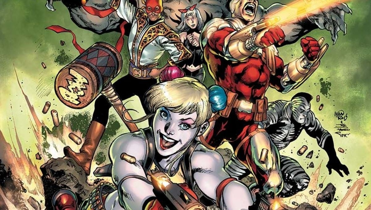 suicide squad relaunch cover