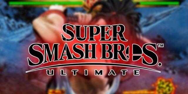 Super Smash Bros Ultimate Challenger Pack 4 Apparently