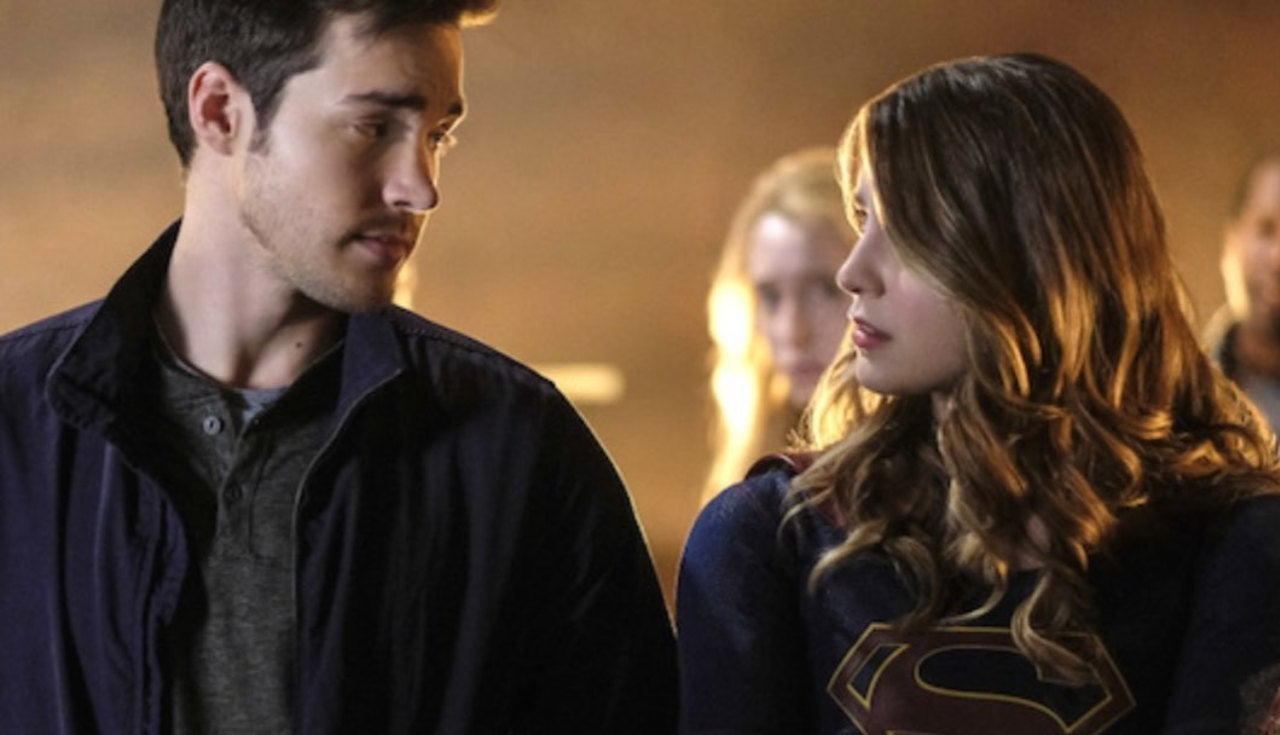 Supergirl's Melissa Benoist and Chris Wood Are Now Married