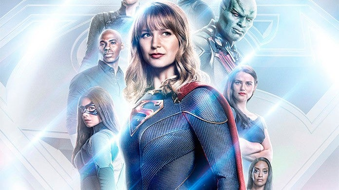 supergirl season 5 poster