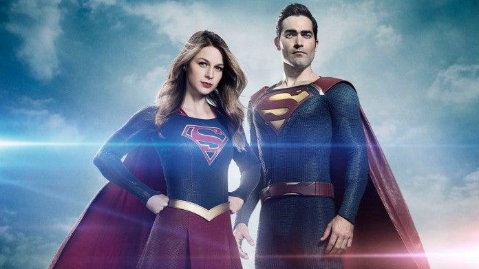 Supergirl Superman Tyler Hoechlin