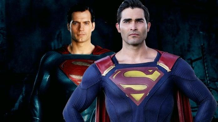 Superman Henry Cavill Tyler Hoechlin