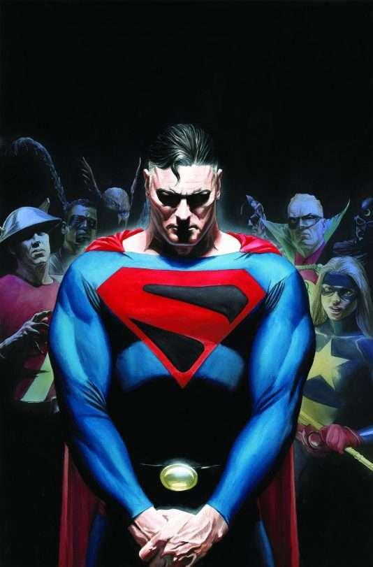 Superman-Kingdom-Come-pose-534x811