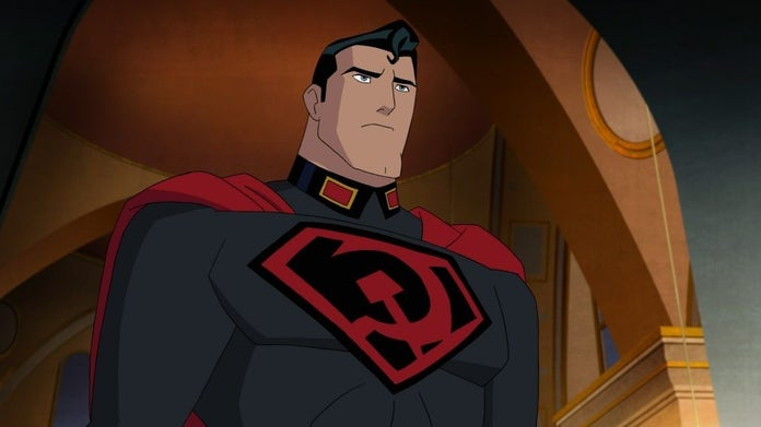 Superman Red Son First Look Image