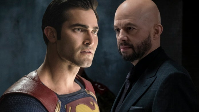 Superman Tyler Hoechlin Jon Cryer Lex Luthor ComicBookcom