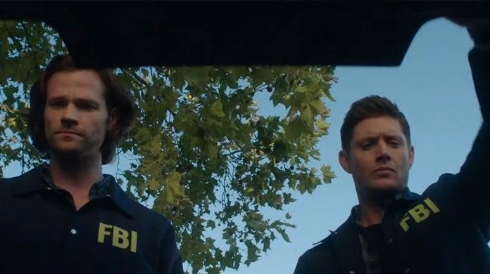 supernatural final season