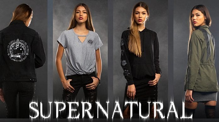 supernatural-hot-topic-collection