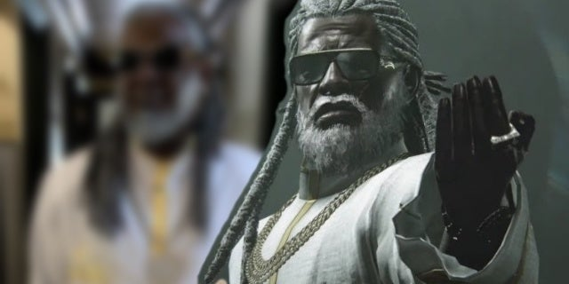 Tekken 7: T-Pain Looks Absolutely Glorious in This Leroy Smith Cosplay