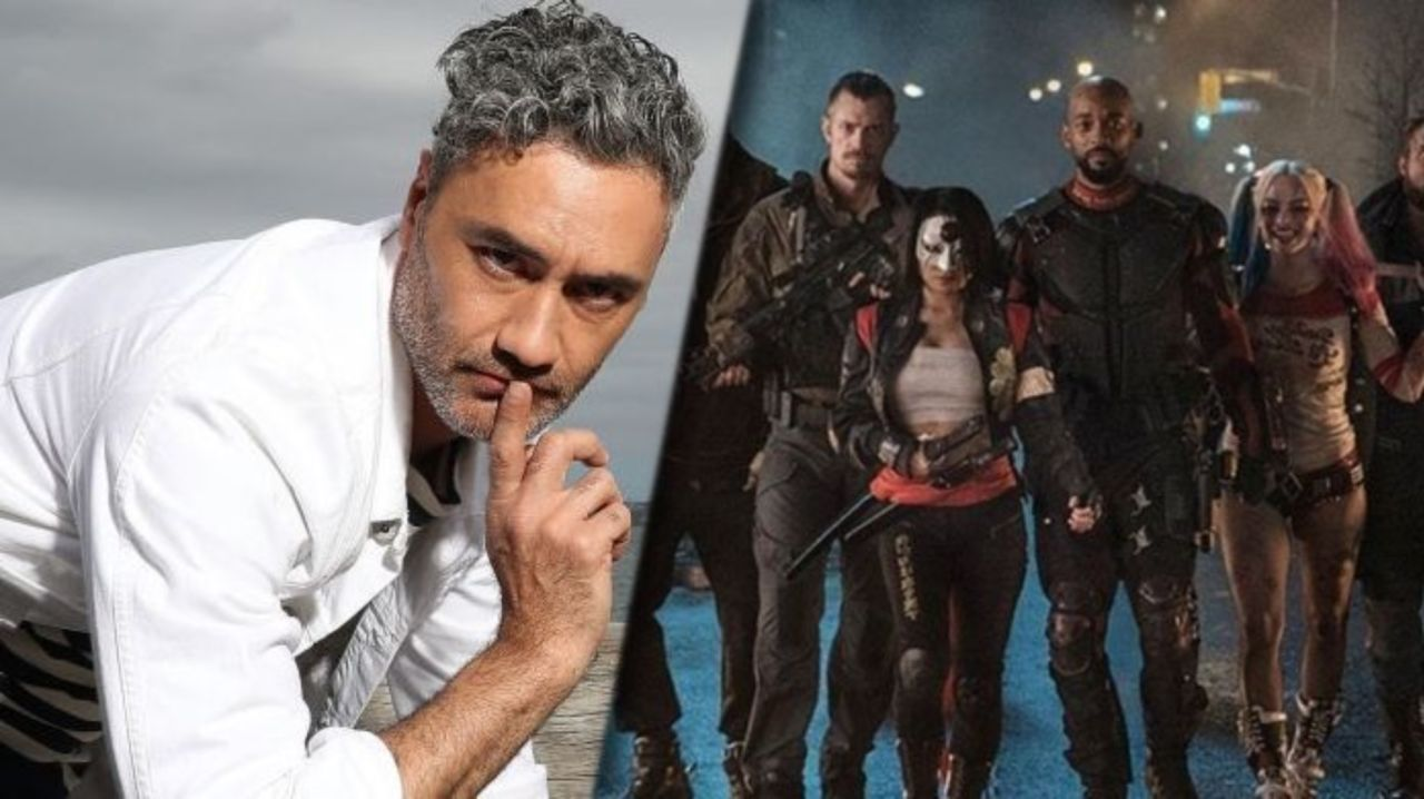 Taika Waititi Reveals if Marvel Knew He Was Starring in The Suicide Squad