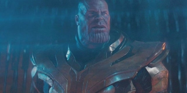Unused Avengers: Endgame Concept Art Has Thanos Looking Like a King