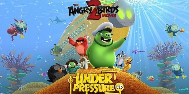The Angry Birds Movie 2 VR: Under Pressure Review: Charming Party Playthroughs