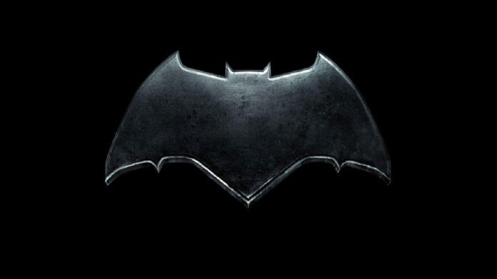 The Batman logo insignia