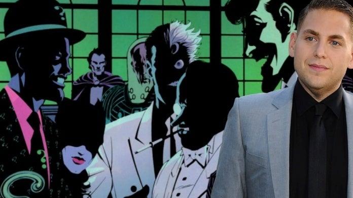 The Batman villains Jonah Hill Riddler Penguin comicbookcom