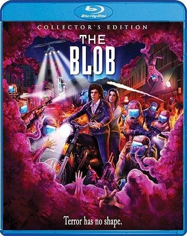 the blob movie cover scream factory