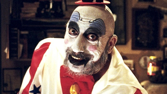 the devil's rejects sid haig 3 from hell
