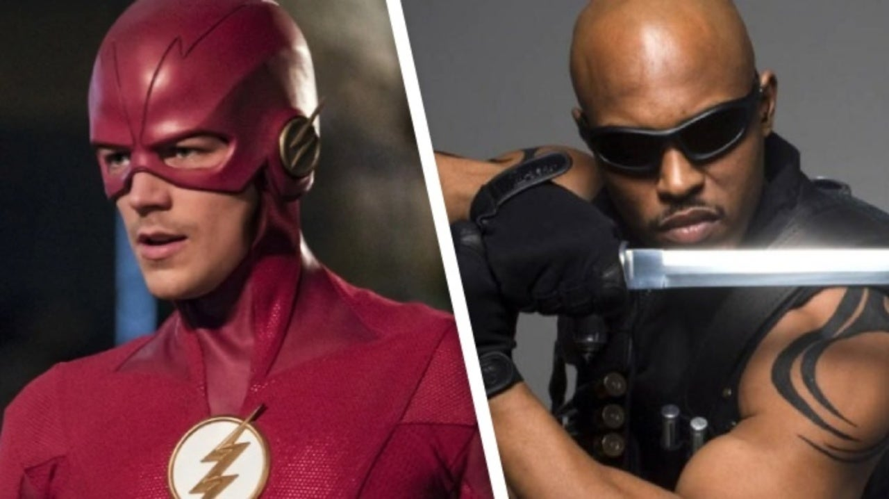 The Flash Promoted Blade: The Series on Twitter and Fans Are
