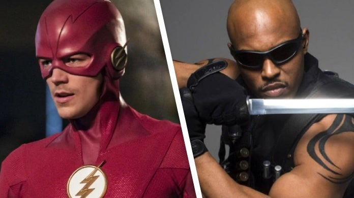 the flash blade the series