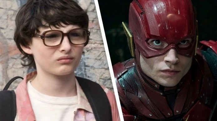 the flash movie andy muschietti finn wolfhard