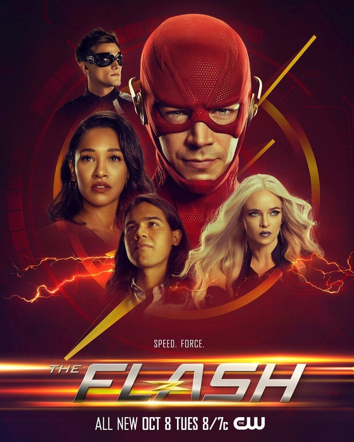 The-Flash-Seaso-6-Poster