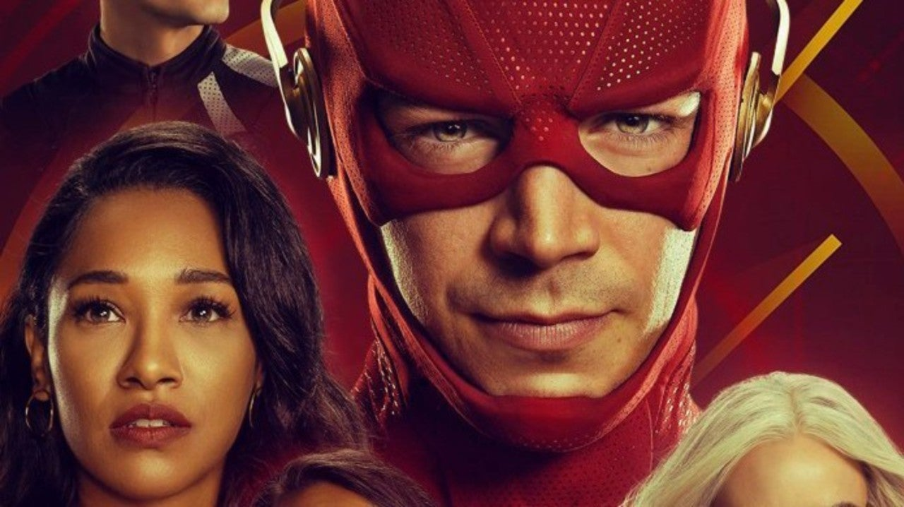 New The Flash Season 6 Poster Released