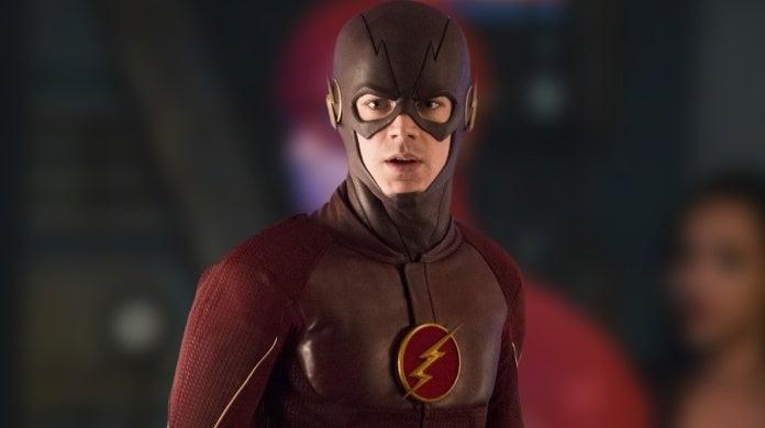 the flash season 6 header